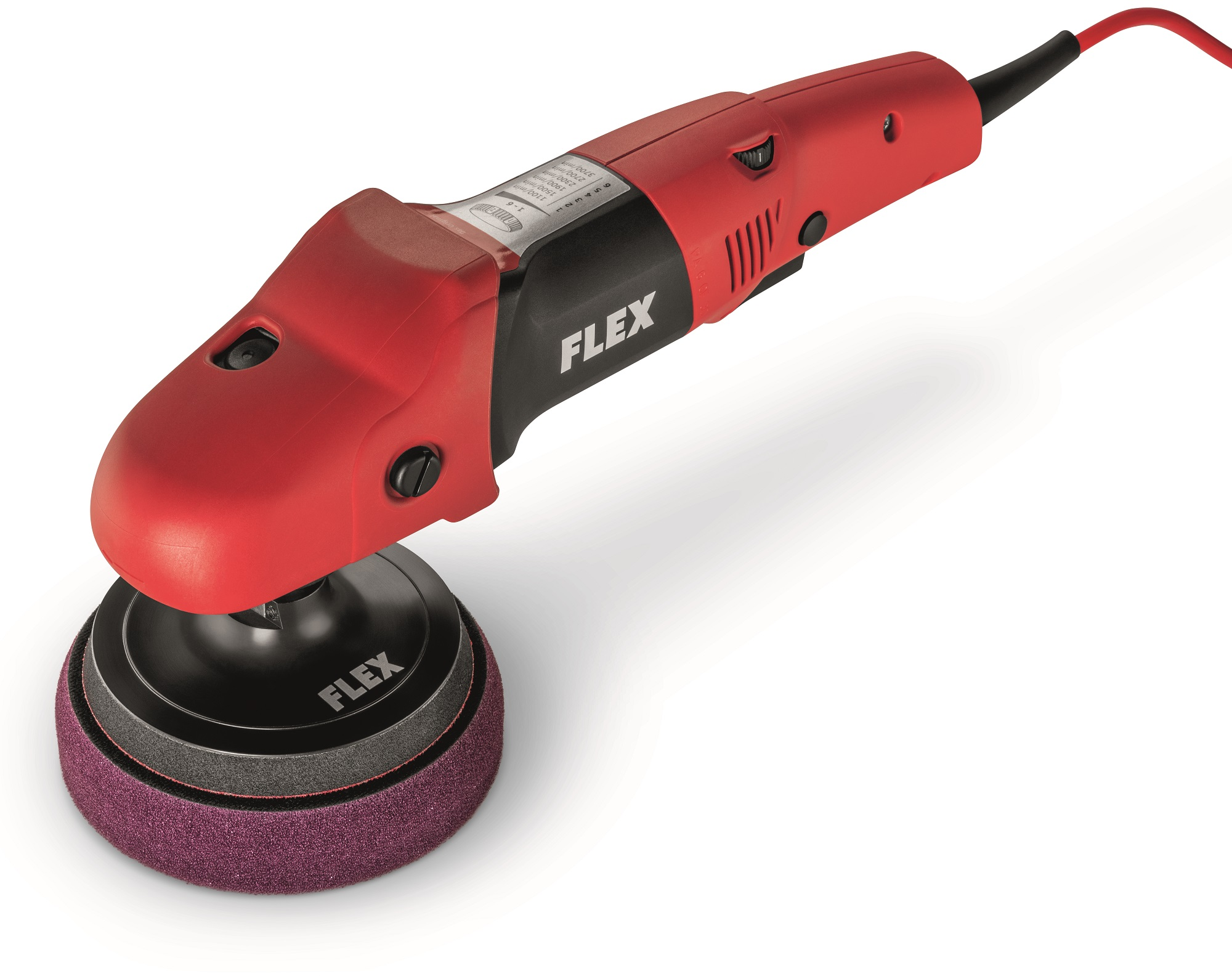 FLEX Ergonomic polishing machine with accelerator switch 406813
