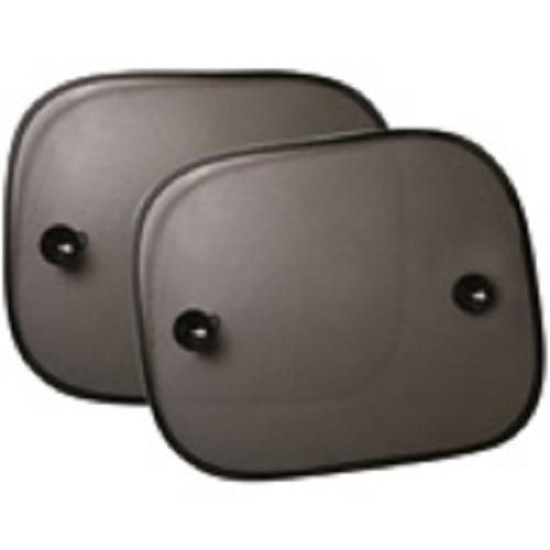 KAUFMANN ACCESSORIES Sun protection side window rear window black 45x36 2er set AZ-SAA-200