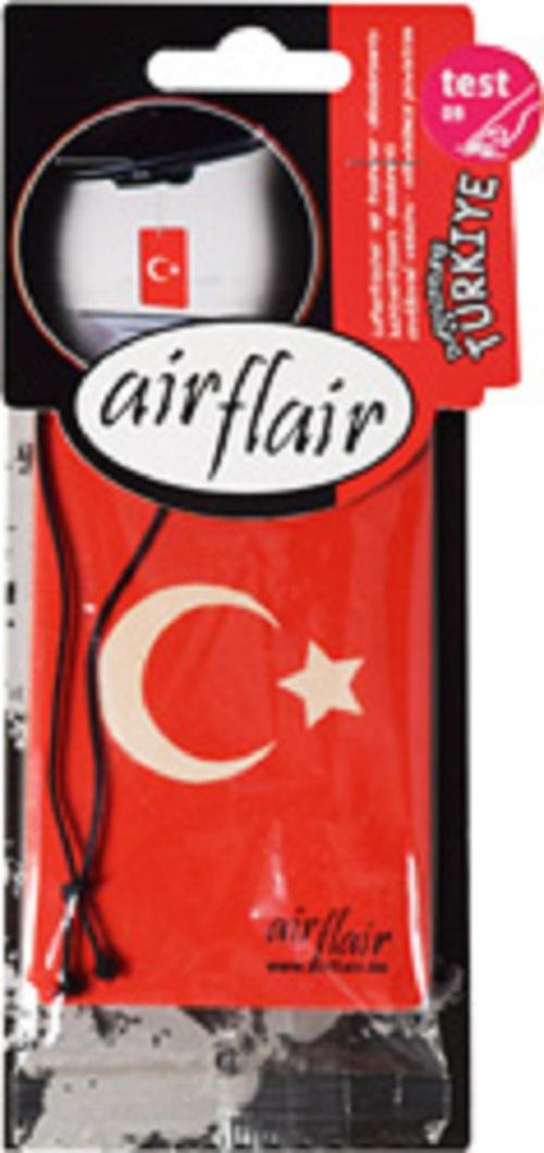 KAUFMANN ACCESSORIES Air Freshener Fragrance Tree Car Fragrance Turkey Cherry AZLUF355