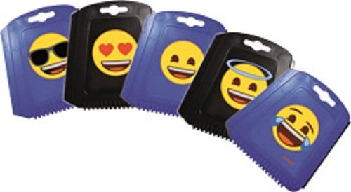 KAUFMANN ACCESSORIES 1 piece trapeze ice scraper ice scraper Emoji EOWAA256