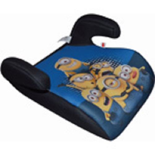 KAUFMANN ACCESSORIES Child seat booster seat Minions 15-36 kg 4-12 years MNKFZ041