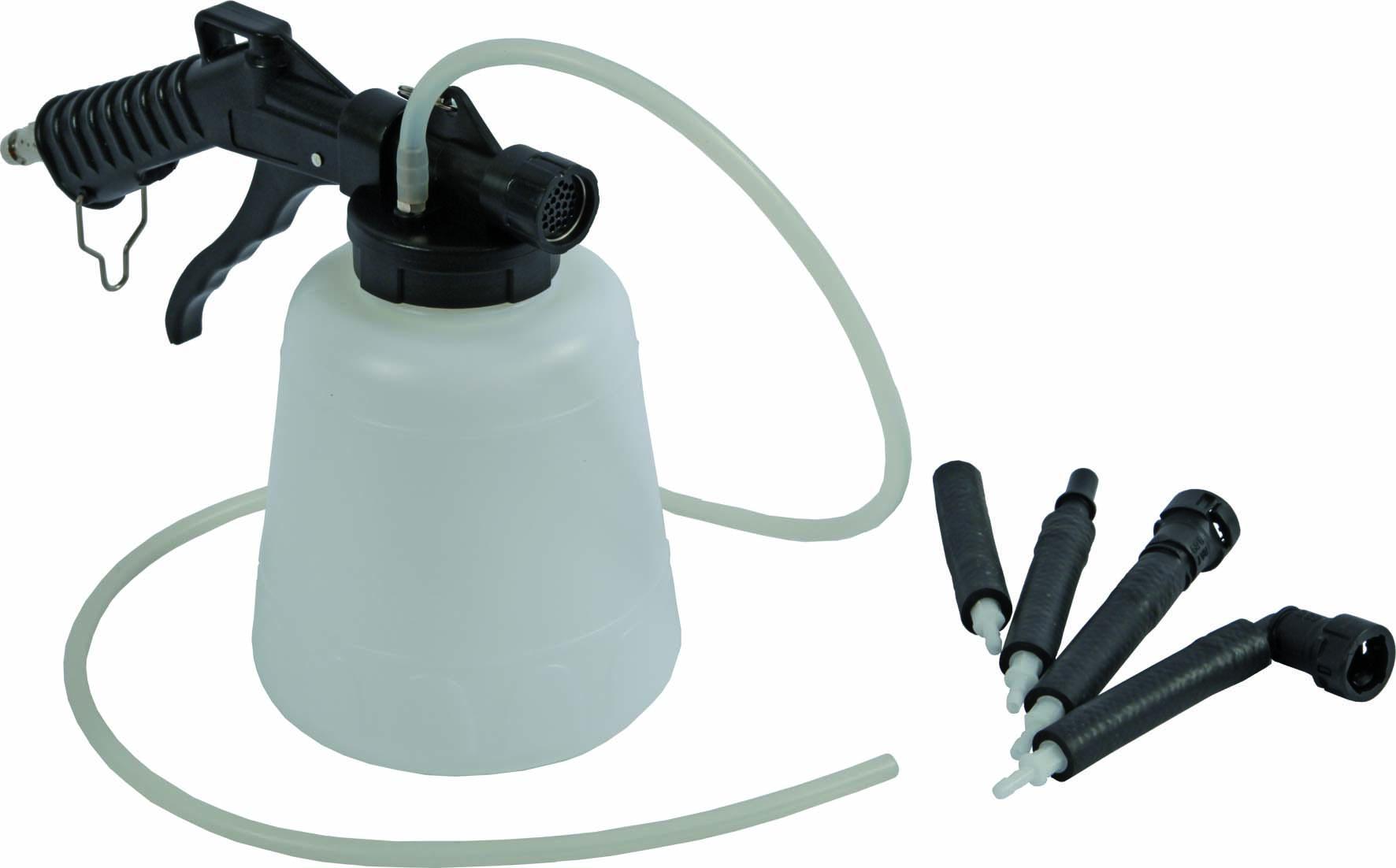 Dieselentlüftungs(befüll)gerät, pneumatisch KUNZER (7DEG05)