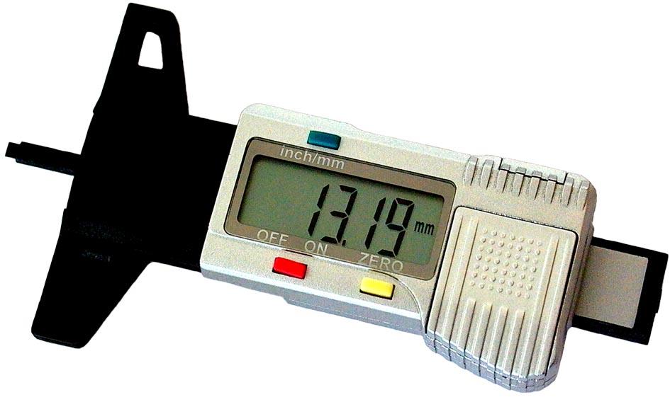 Digitaler Profiltiefenmesser KUNZER (7DP01)