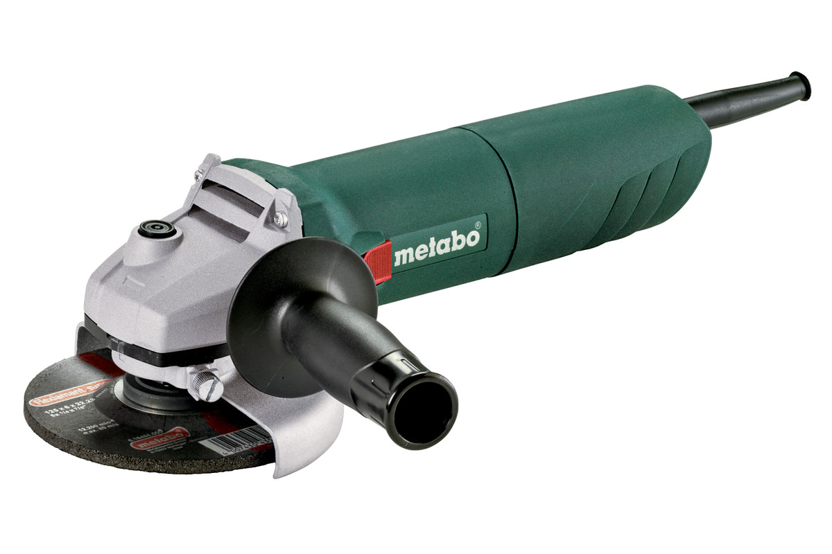 METABO Winkelschleifer W 1100-125 (601237000) im Karton 601237000