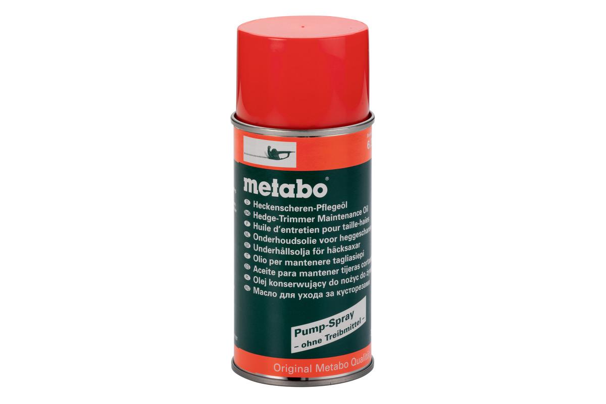 METABO Heckenscheren-Pflegeöl-Spray (630475000) 630475000