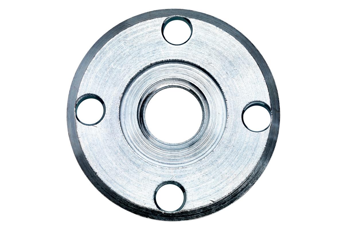 METABO Spannmutter M 14 Winkelschleifer ohne Quick-Werkzeug-Schnellwechsel (630706000) 630706000