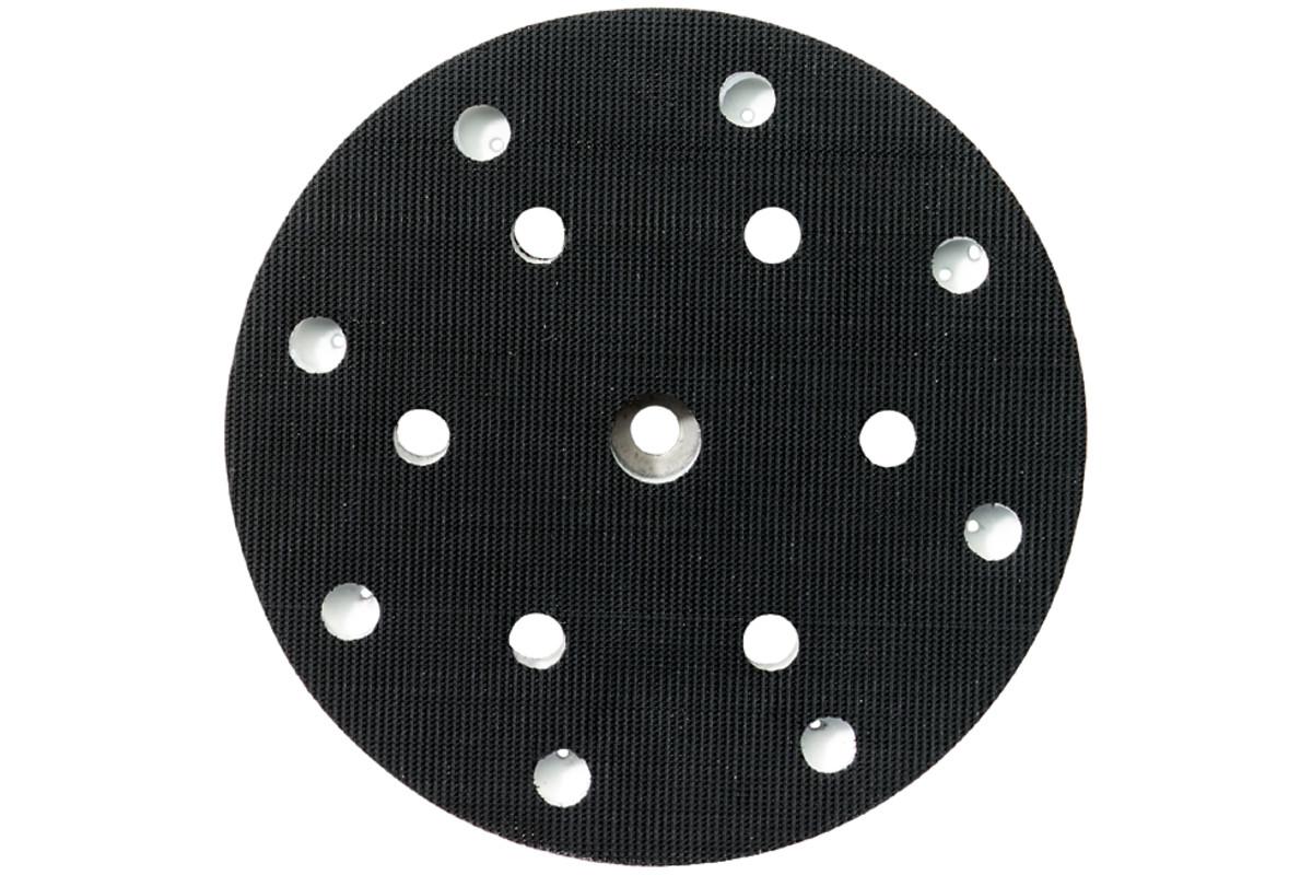 METABO Stützteller 150 mm, gelocht für Haft-Schleifblätter mit 6/8 Löcher (631150000) 631150000