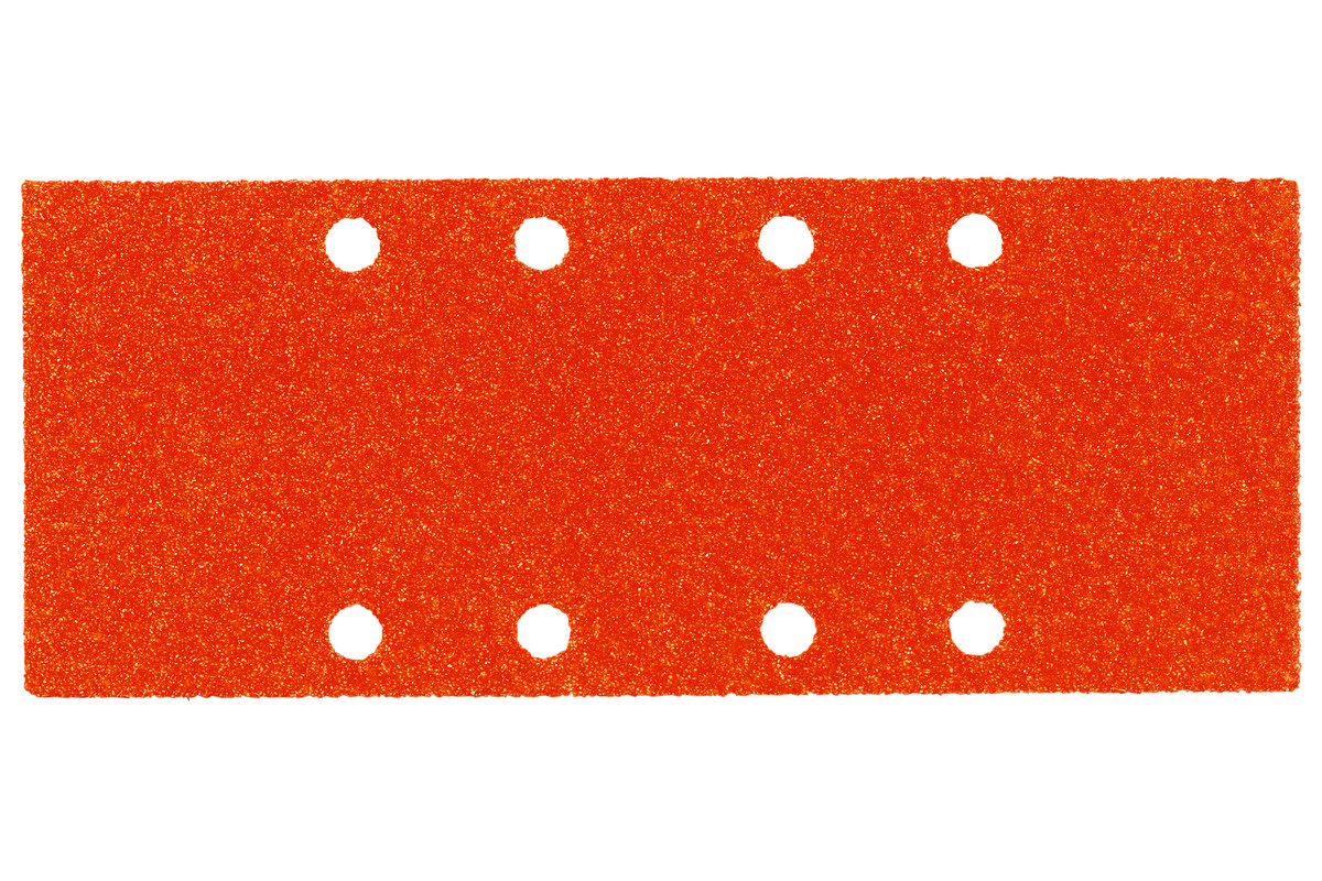METABO 10 Schleifblätter 93x230 mm, P 80 für Holz zum Spannen für Sander (624828000) 624828000