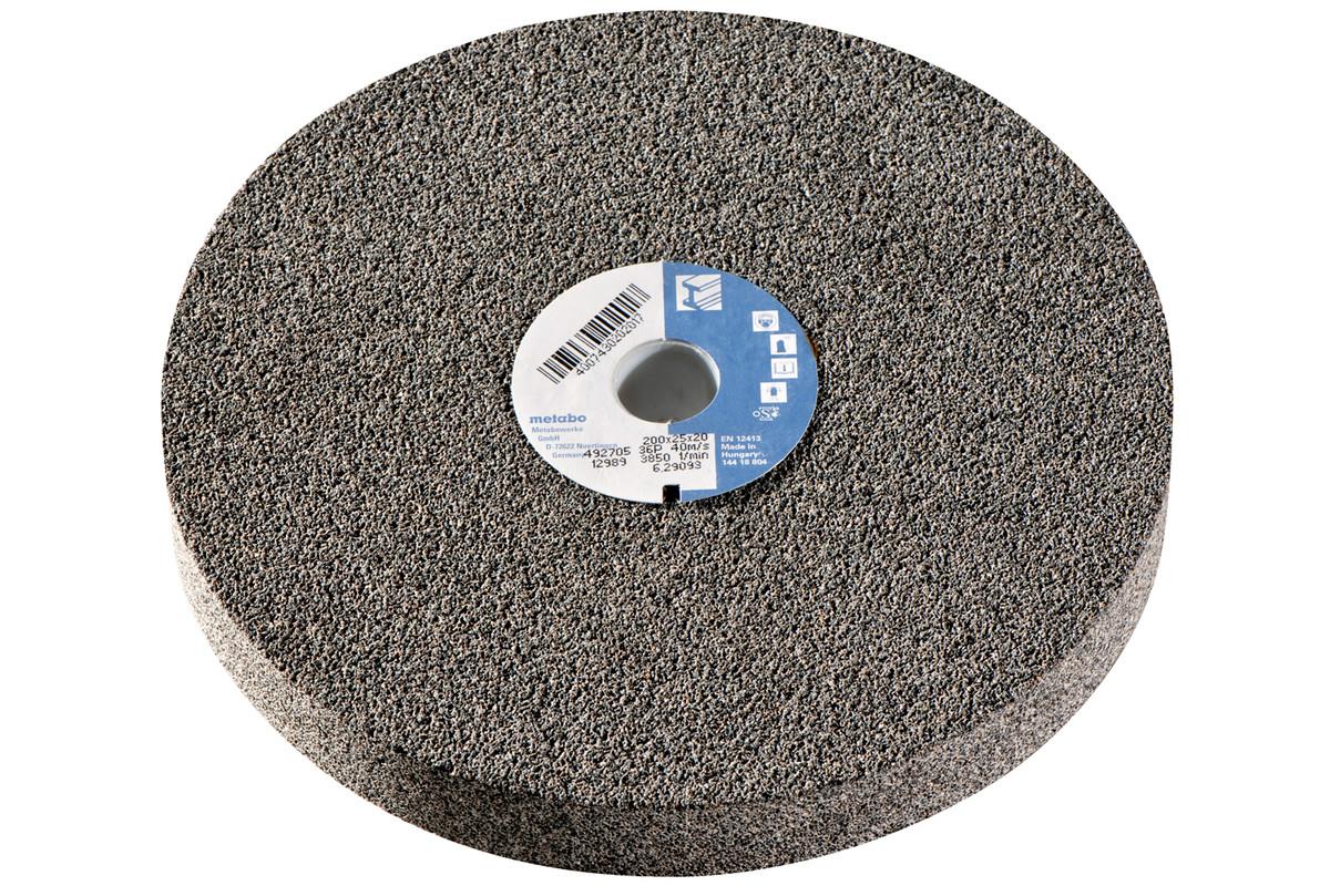 METABO Grinding wheel 175x25x20 mm, 36 P standard corundum for double grinder (629091000) 629091000