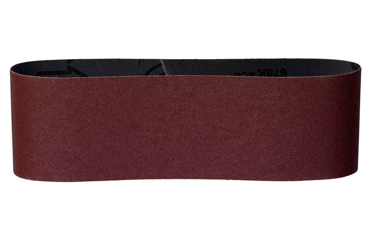 METABO 3 Schleifbänder 75x533 mm, P 240, Holz+Metall für Bandschleifer (631007000) 631007000
