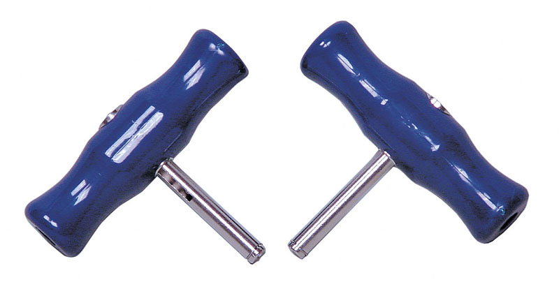 PROGLASS Wire pull handles, set of 2 pieces DGL-200
