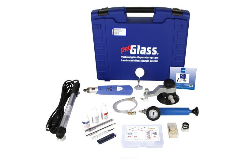 PROGLASS ProGlass Verbundglas-Reparatursystem für den stationären Einsatz WSR-150-N