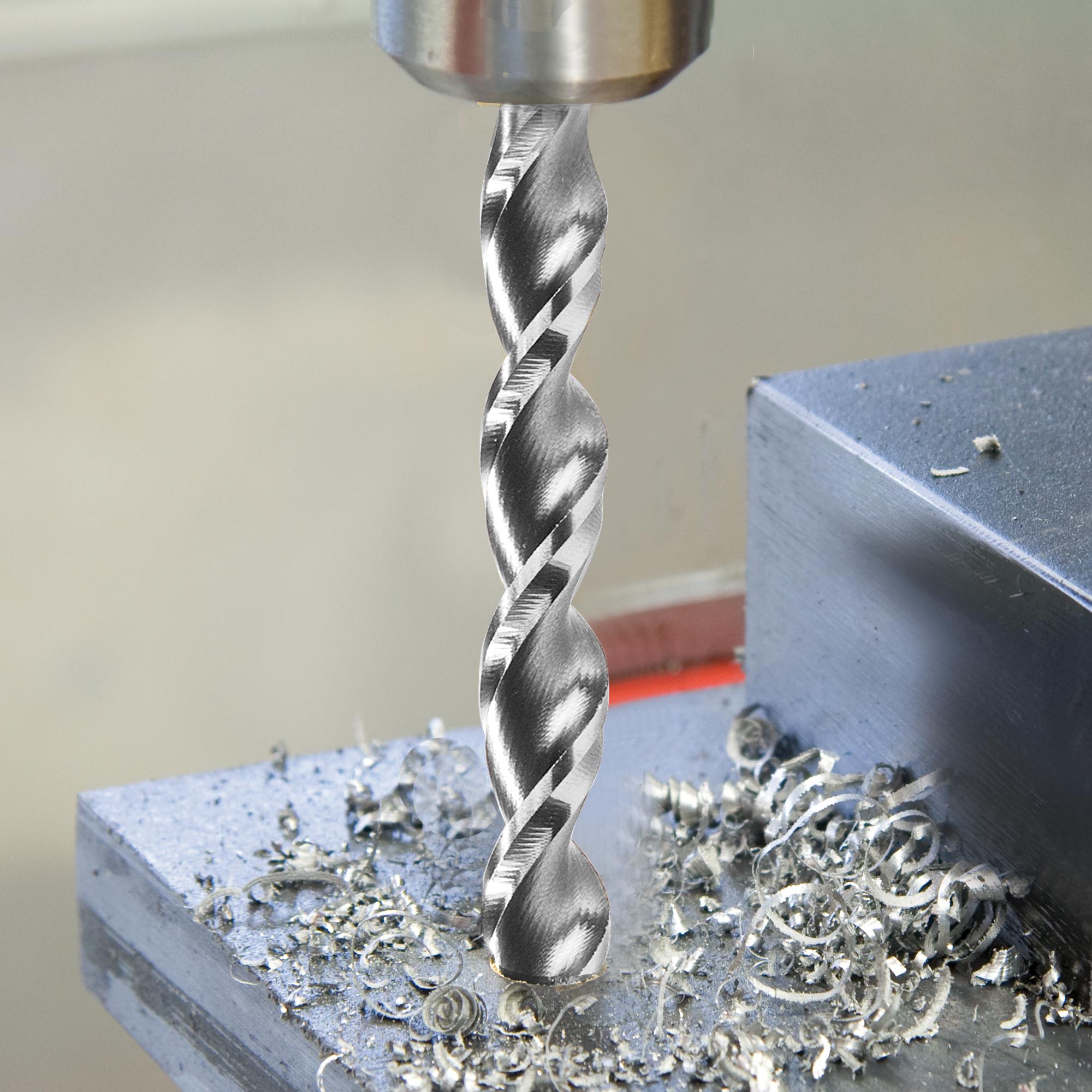 RUKO Twist drill DIN 338 TL 3000 HSS 258076