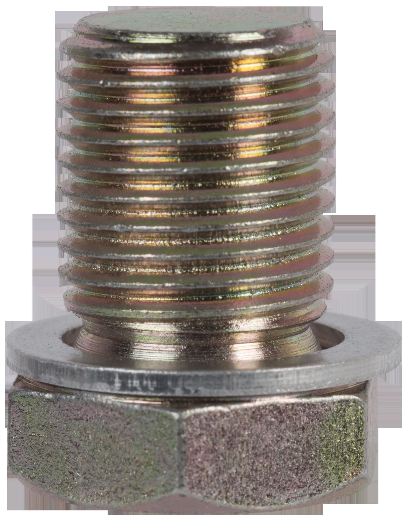 SWSTAHL Schraube mit Aludichtung Ölablasschraube M15 x 1,5 03011L