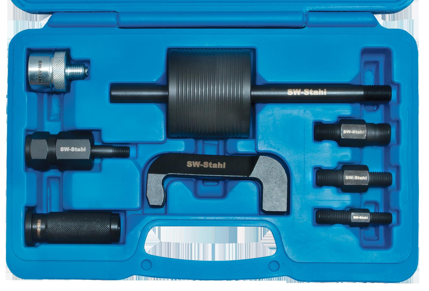 SWSTAHL Assortment of ejector removal tools 03686L