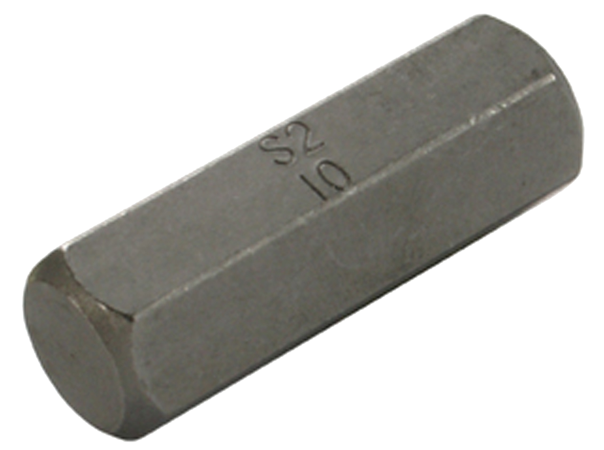 SWSTAHL Schraubendrehbit, 10 mm, kurz 05125L
