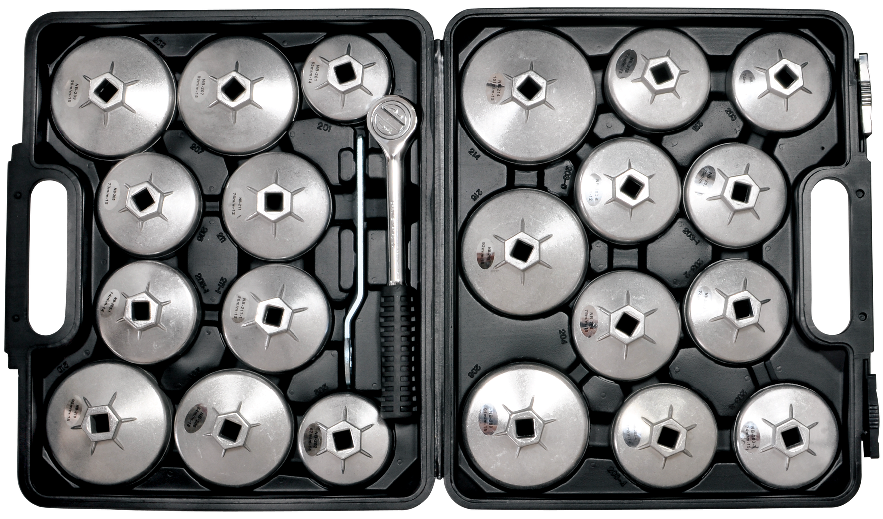 SWSTAHL Oil filter bell set 08450L