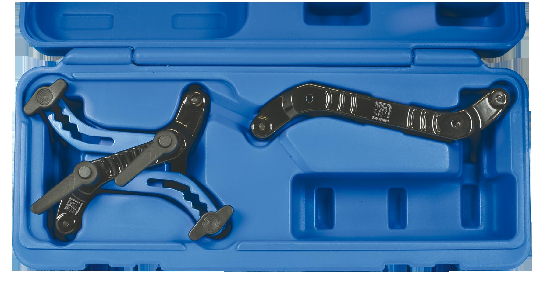 SWSTAHL Nockenwellen-Fixierwerkzeug Doppelnockenmotoren 26018L