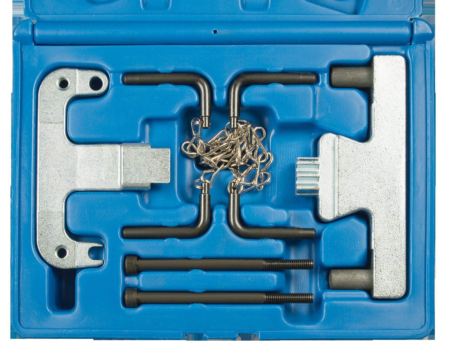 SWSTAHL Engine adjustment tool set, Mercedes-Benz 26044L