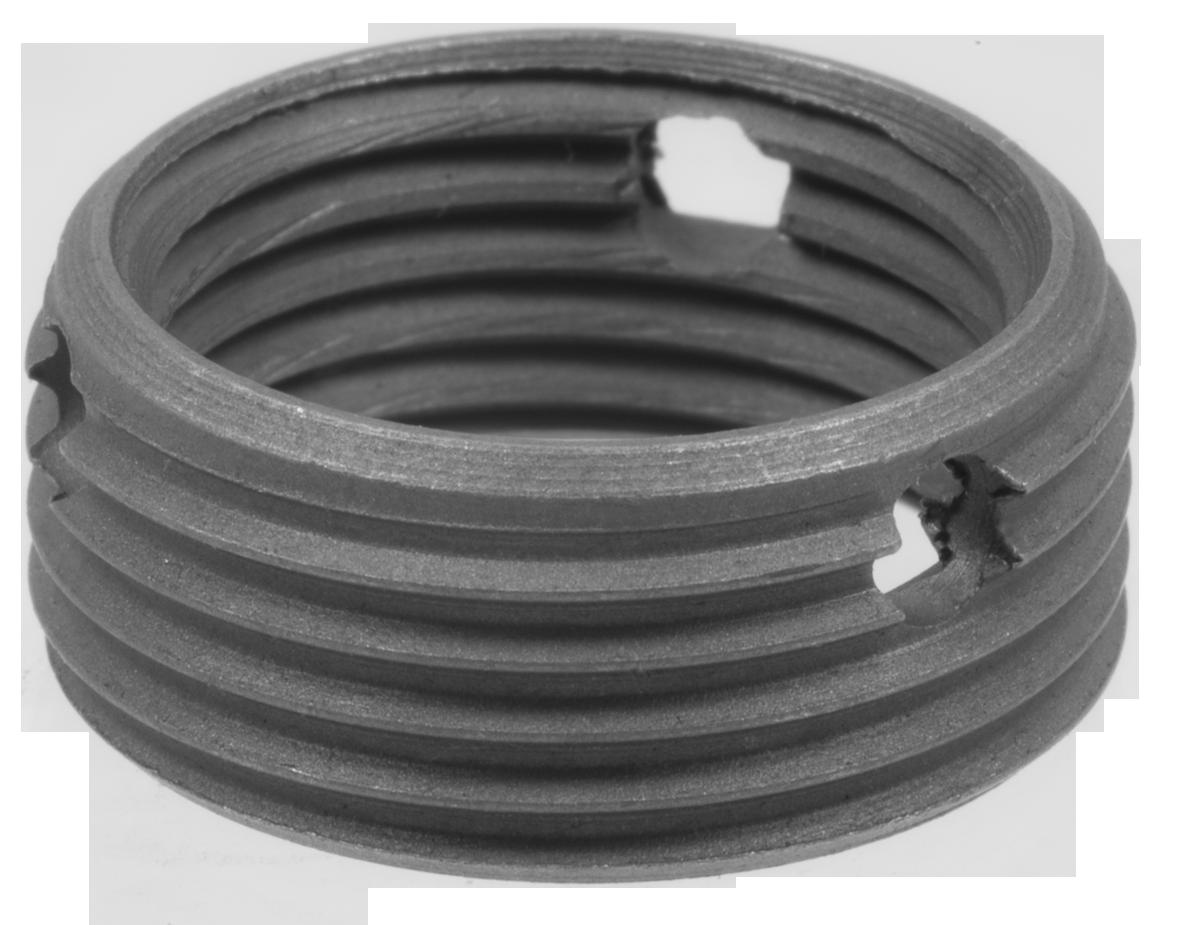 SWSTAHL Gewindeeinsatz für Lambda-Sonden 26050L-4