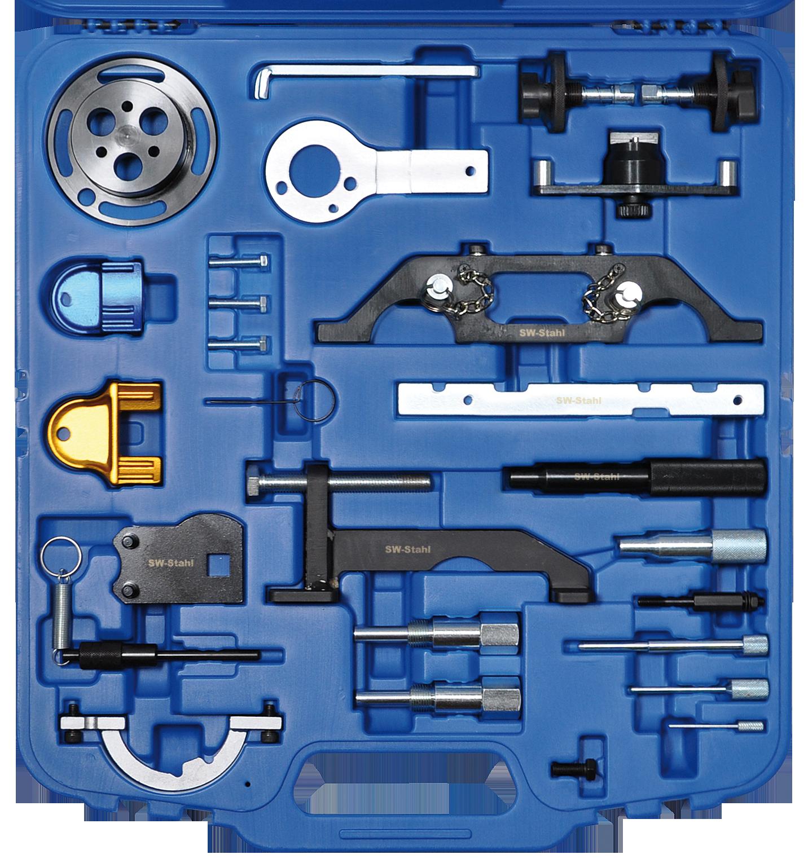 SWSTAHL Engine adjustment tool set 26053L