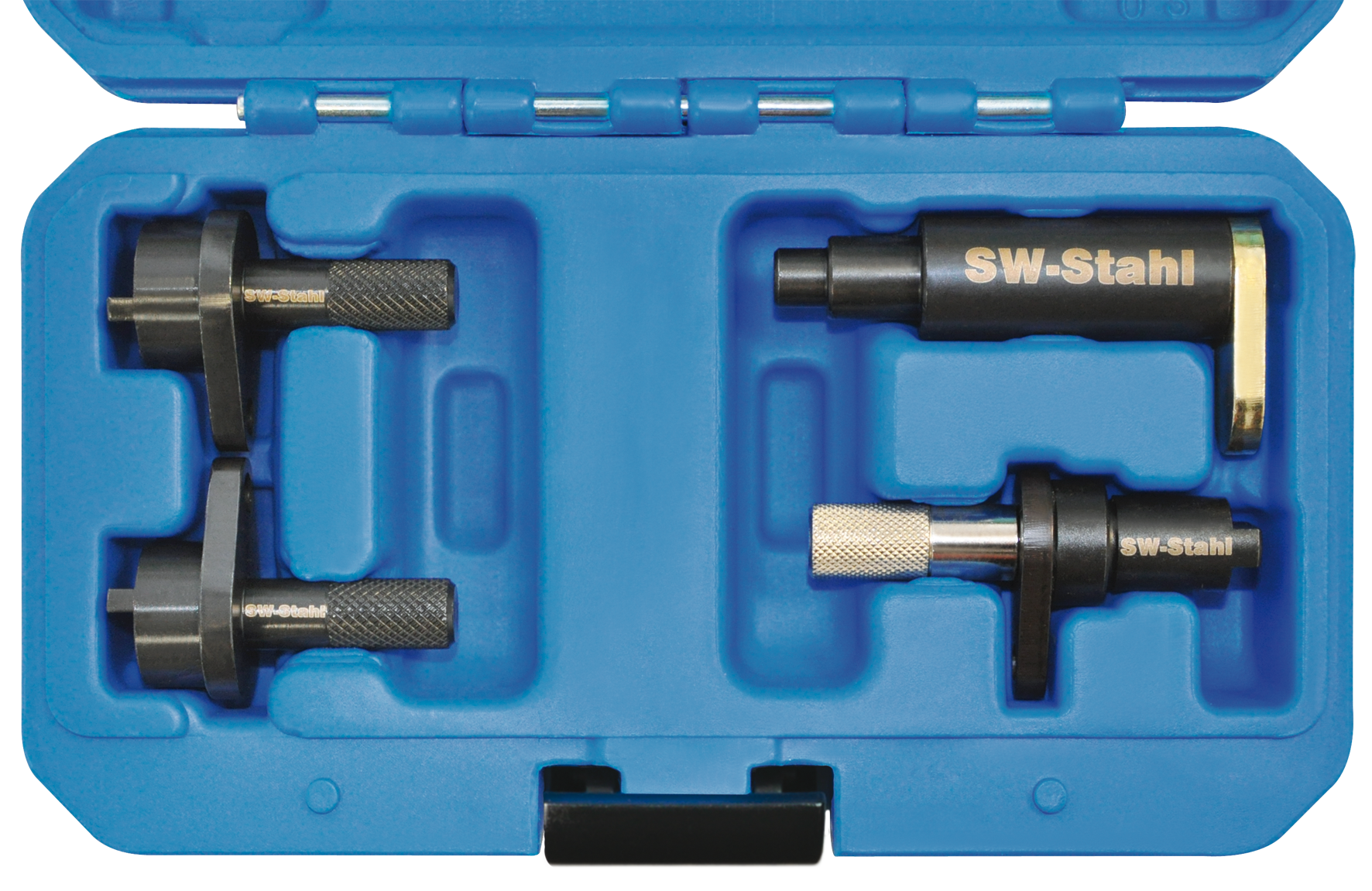 SWSTAHL Engine adjustment tool set, VW 3 cylinders 1,2l 26054L