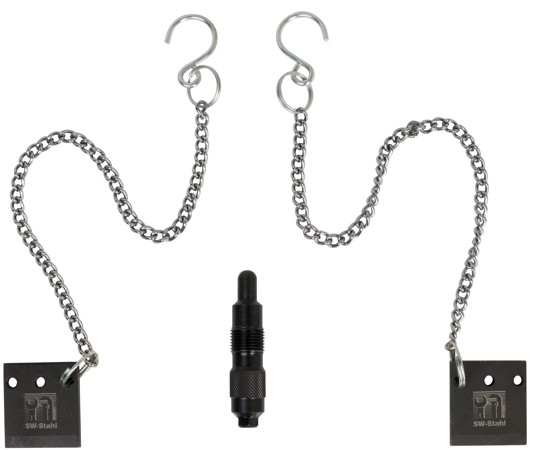 SWSTAHL Locking tool set, 2,5 + 3,3l 26086L