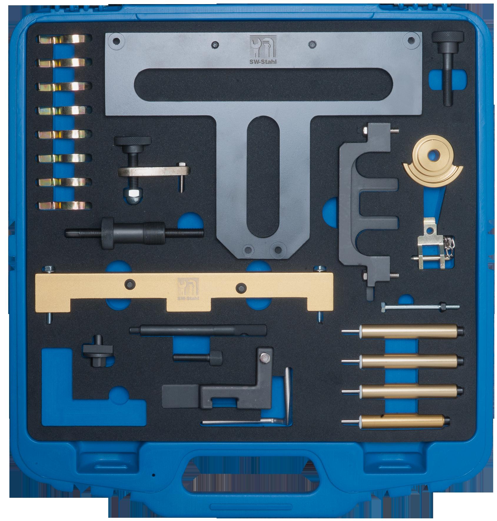 SWSTAHL Engine adjustment tool set double variable camshaft phasing 26105L