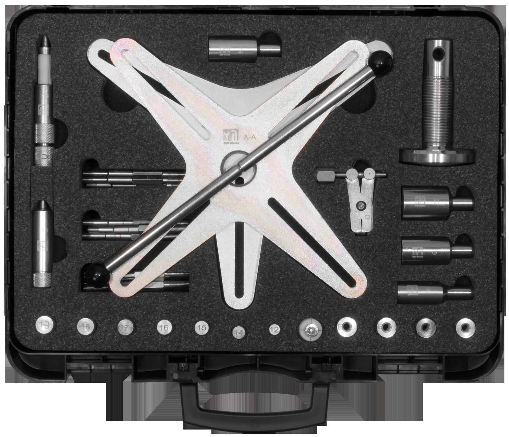 SWSTAHL SAC-Kupplungswerkzeug-Satz 410110L