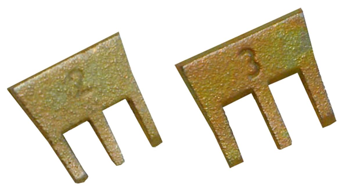 SWSTAHL Hammerkeile 2 50122L