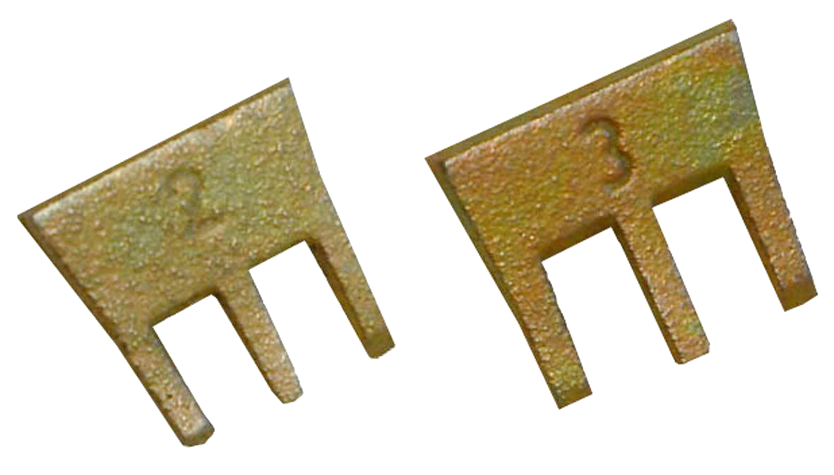 SWSTAHL Hammerkeile Gr. 5 50125L