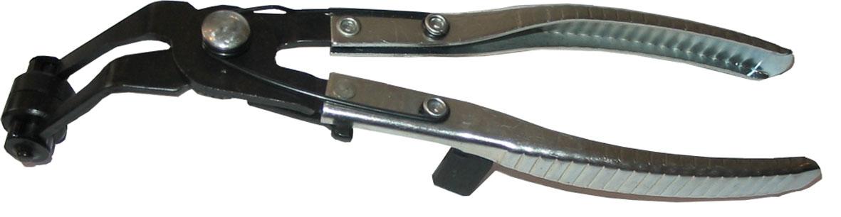 SWSTAHL Federbandzange, gebogenes Modell 61765L
