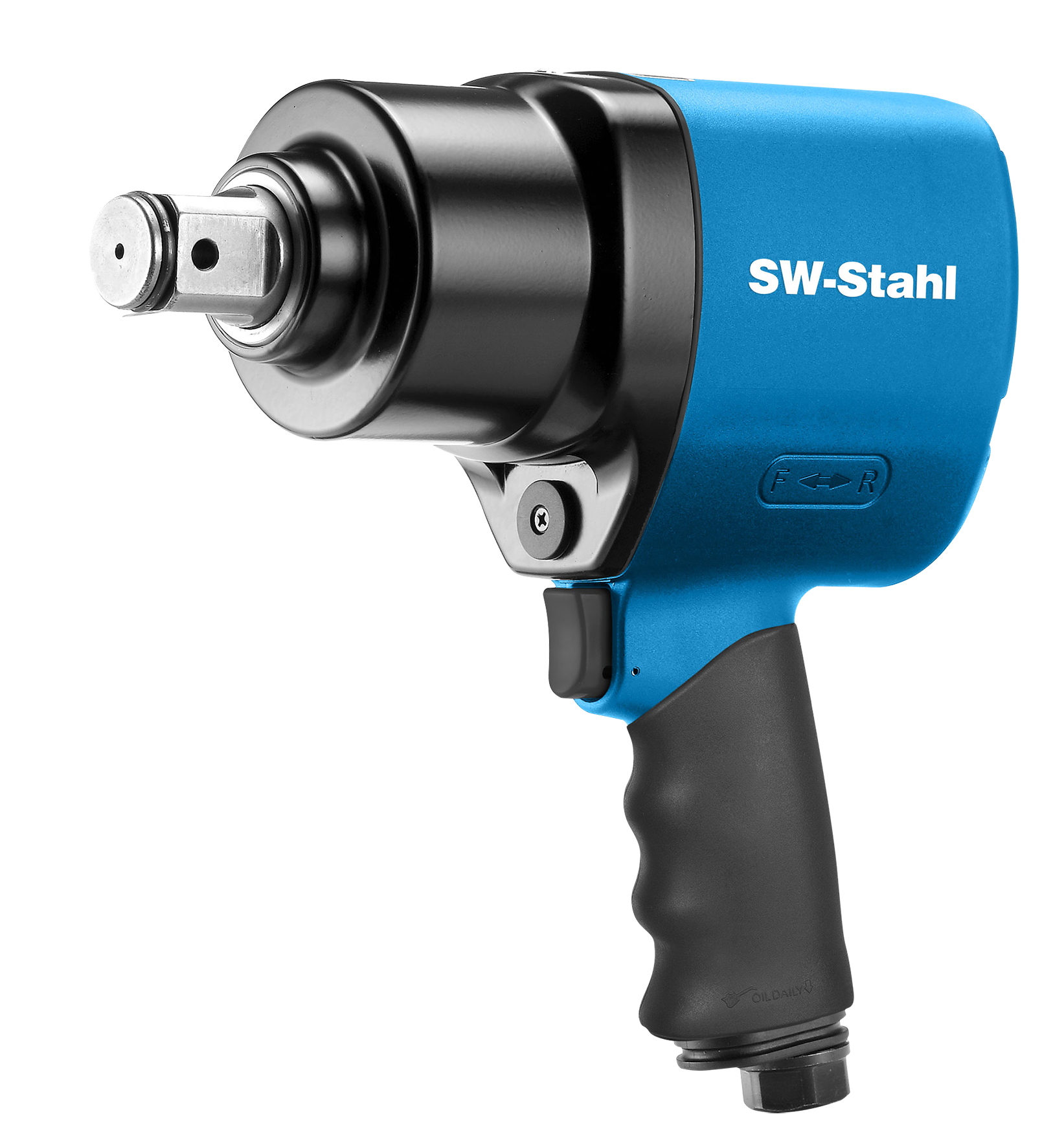 SWSTAHL Druckluft-Schlagschrauber, 25 mm (1 Zoll) - 3.200 Nm S3278