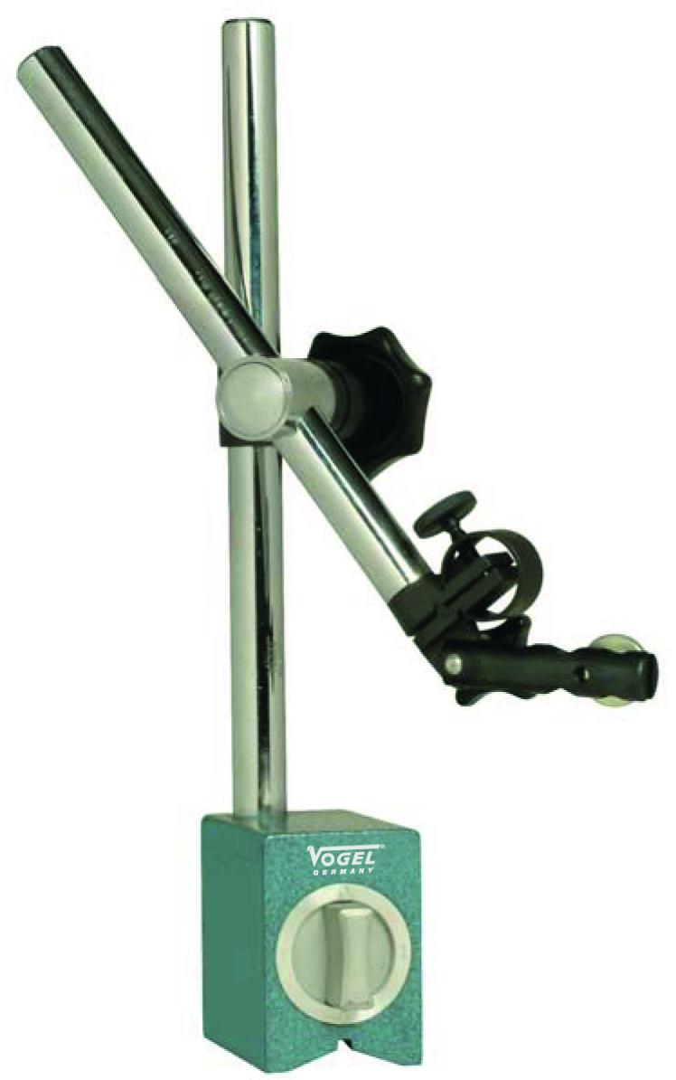 VOGEL Magnet measuring stand 295 mm high, Gest.ø 16 x 230mm 25 0201