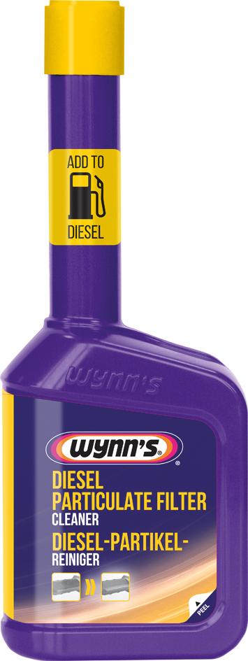 WYNN'S Diesel-Partikel-Reiniger 325 ml 28272
