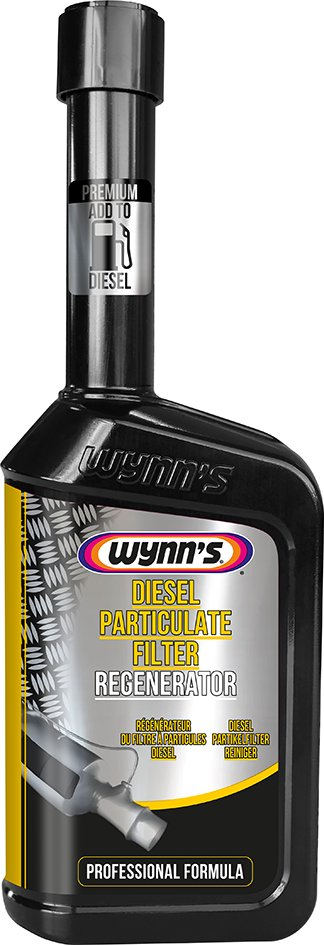 WYNN'S Diesel Particulate Filter Cleaner 500 ml 28392