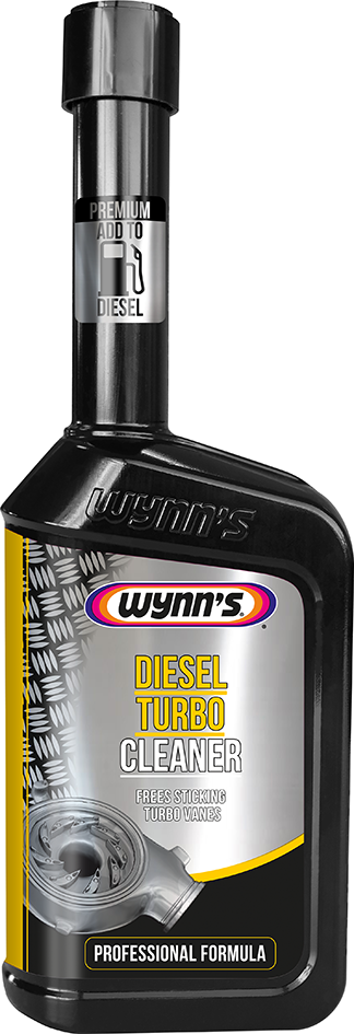 WYNN'S DIESEL TURBO CLEANER additive for diesel engines 500 ml 32092