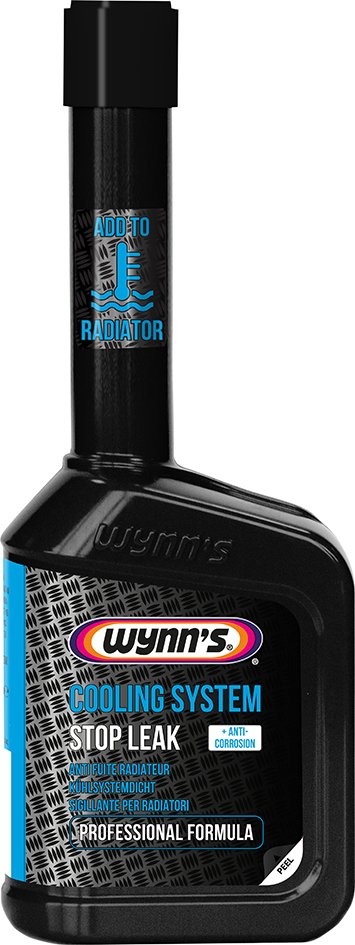WYNN'S COOLING SYSTEM STOP LEAK Radiator Tight 325 ml 45641