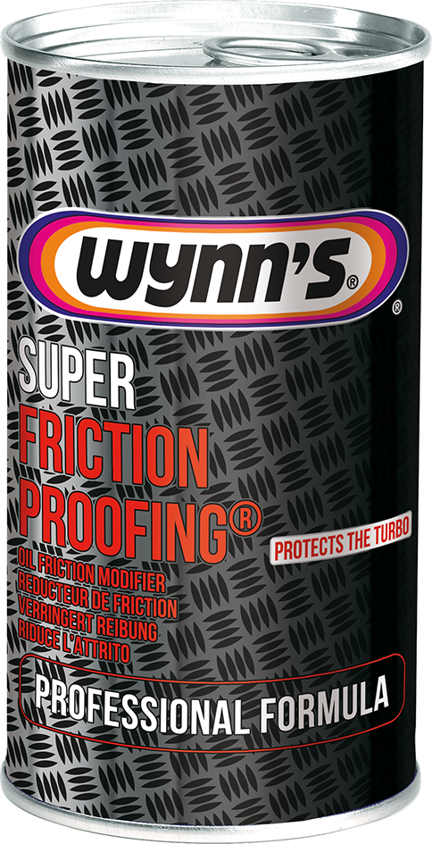 WYNN'S SUPER FRICTION PROOFING Oil Soluble Low SAPS Additive 325 ml 47041