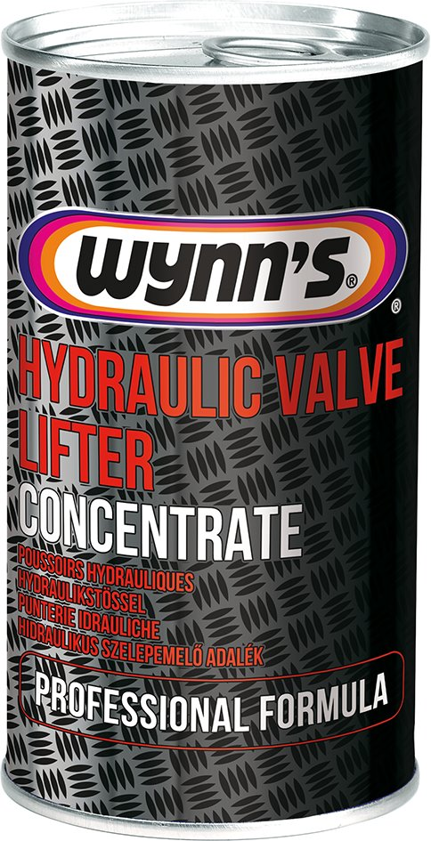 WYNN'S HYDRAULIC VALVE LIFTER CONCENTRATE Additive hydraulic ram 325 ml 76841
