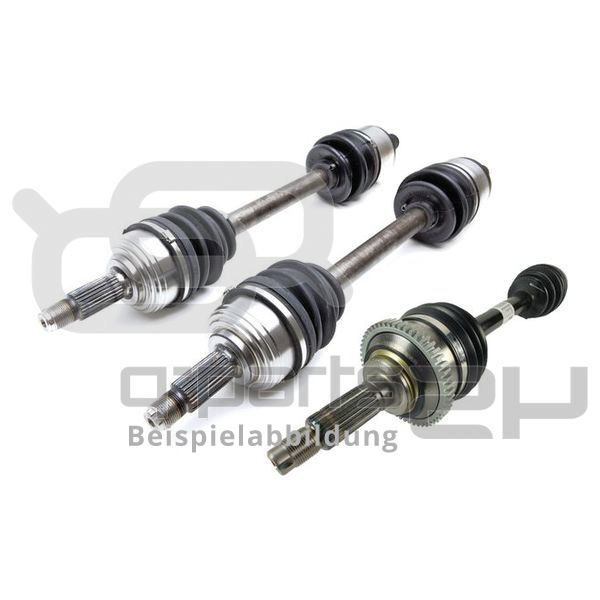 Drive Shaft AUTEX 831838 AUDI VW