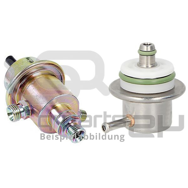 Druckspeicher, Kraftstoffdruck BOSCH 0 438 170 040 AUDI VW