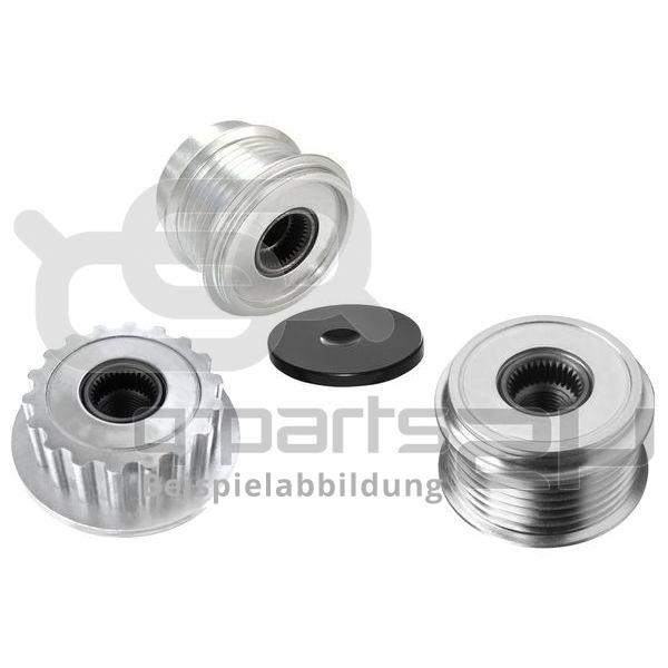 BOSCH Alternator Freewheel Clutch F 00M 599 534