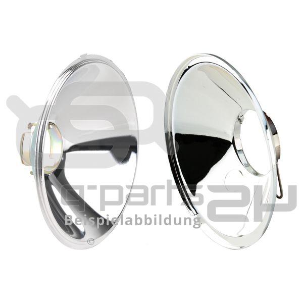 Reflector, headlight HELLA 9DR 066 847-001 SAME DEUTZ-FAHR FENDT LINDE AGCO