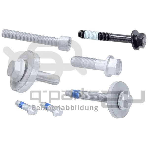 Schraube BOSCH 2 910 022 191 DAF FIAT INTERNATIONAL HARV. IVECO KHD RENAULT FAUN