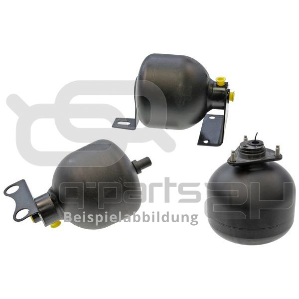 SPIDAN Druckspeicher, Federung/Dämpfung 63508