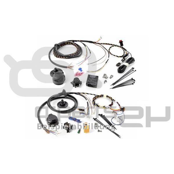 Electric Kit, towbar WESTFALIA 316130300113 RENAULT