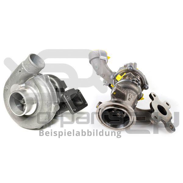 Lader, Aufladung BTS Turbo T981114BL TURBO SERVICE SET REMAN VW