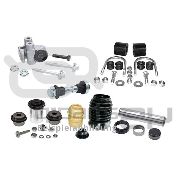 Reparatursatz, Starter BOSCH 1 007 010 079 VW