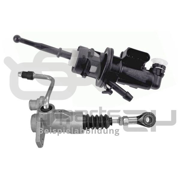 Master Cylinder, clutch ATE 24.2419-1733.3 FORD